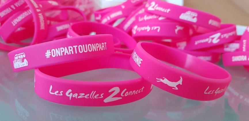 France Scellés partenaire et sponsor de l'association Les Gazelles2Connect