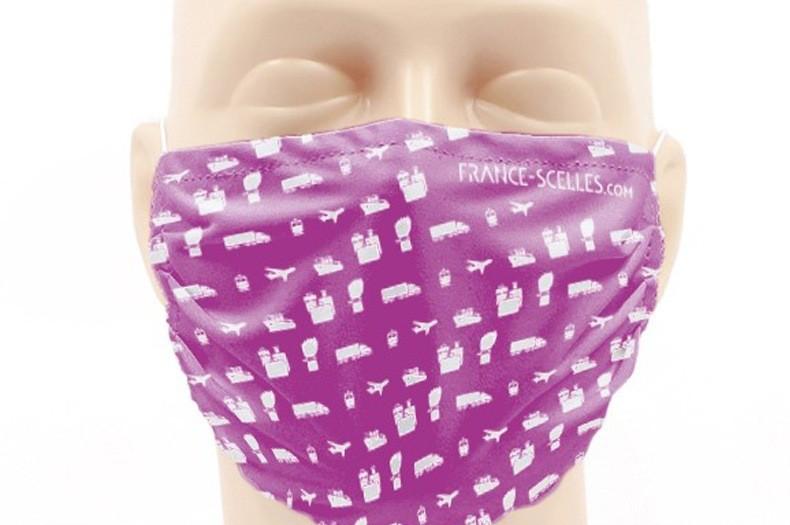 masque sanitaire france Scellés