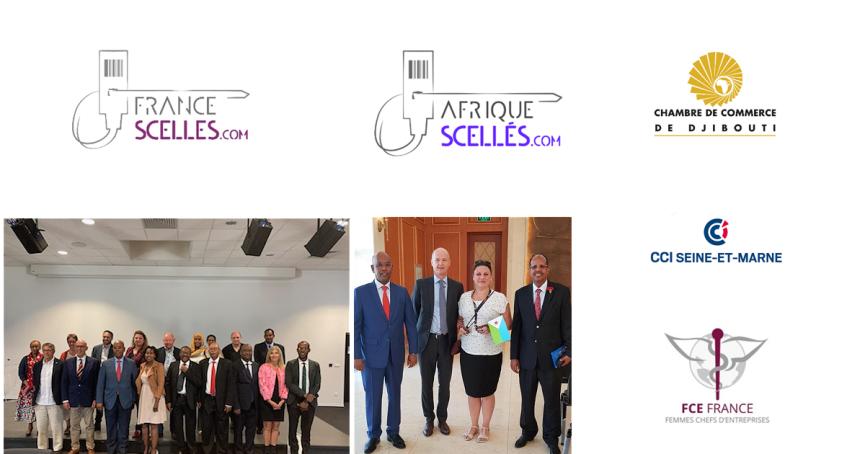 France Scellés Afrique Scellés Djibouti